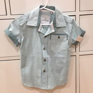 Craft + Flow Button Down Shirt